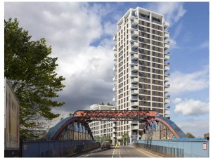 'North Kensington Gate' 22 storey tower - approved by the OPDC April 5th