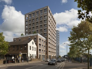 'North Kensington Gate' north site - now approved by OPDC